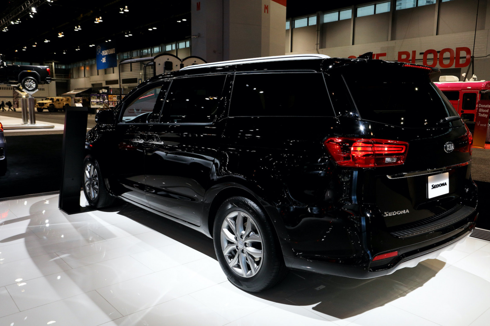 Specs and Review 2022 The All Kia Sedona