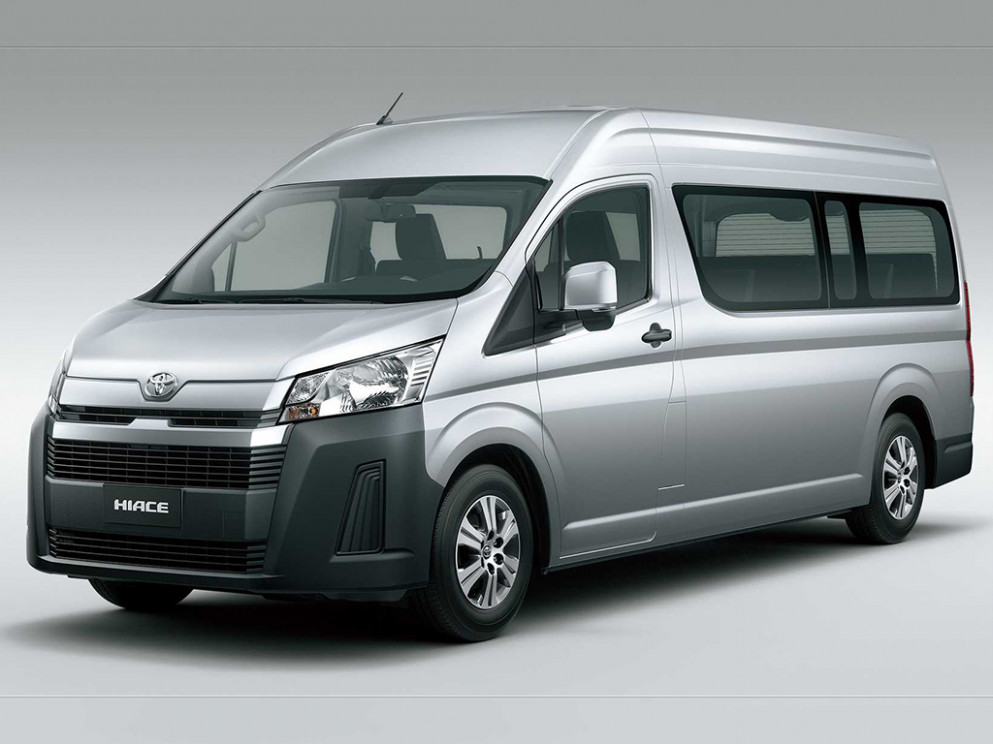 Research New 2022 Toyota Hiace