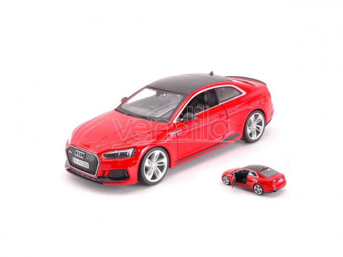 Overview Audi S52022