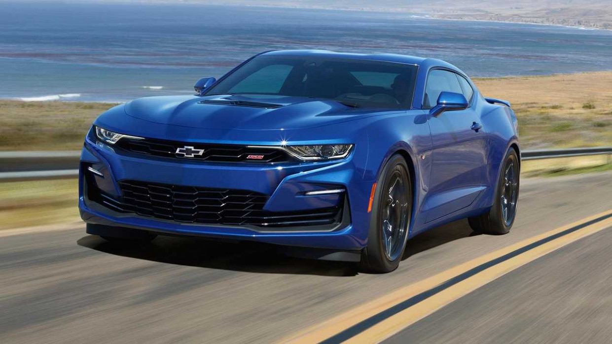 Wallpaper Chevrolet Camaro 2022 Pictures