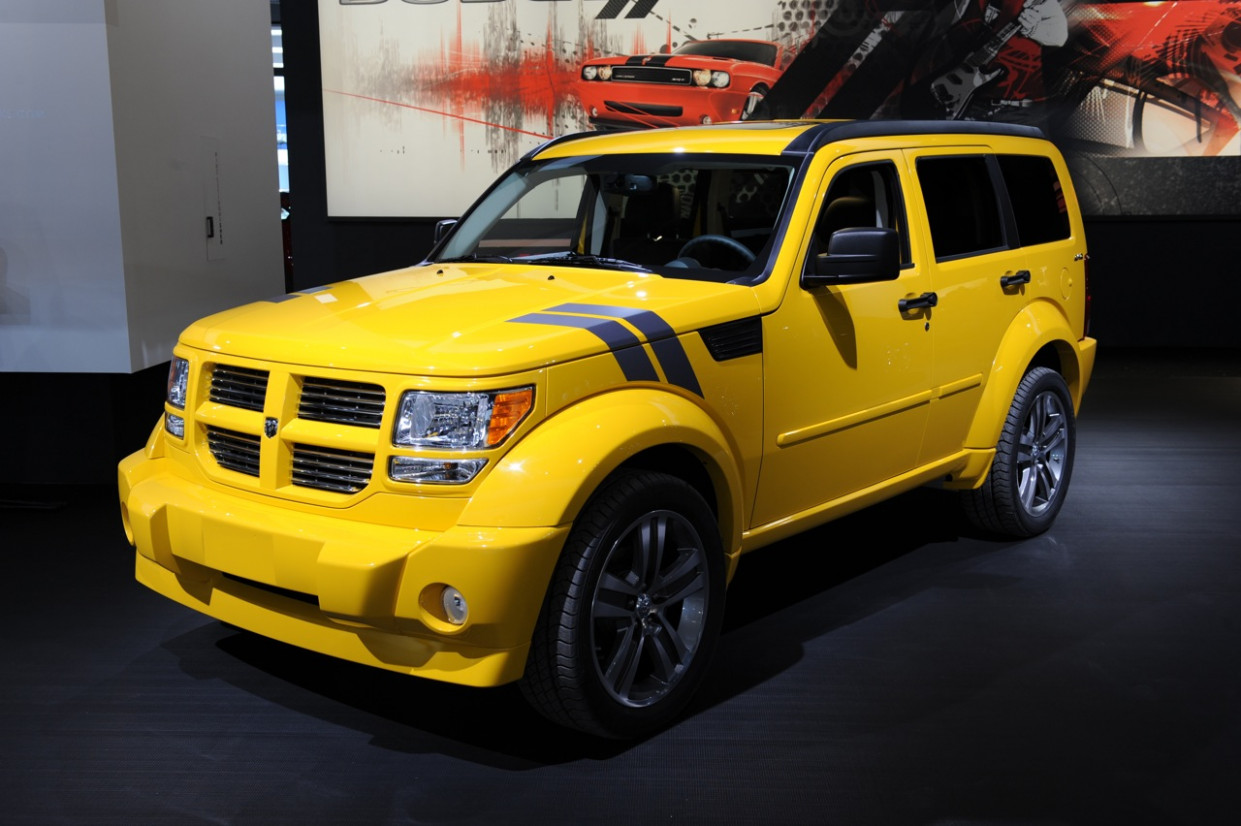 New Model and Performance Dodge Nitro 2022