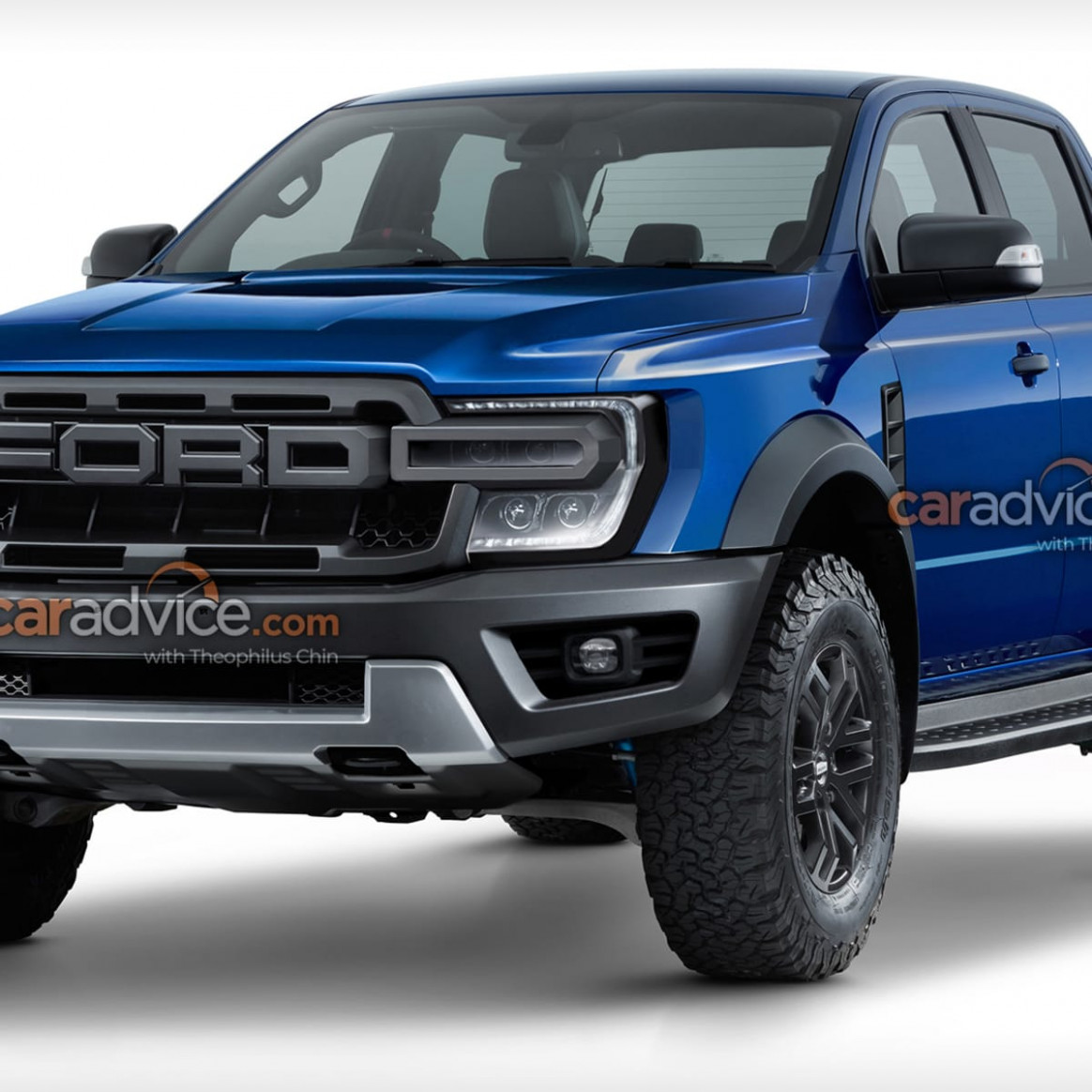 Spesification Ford Ranger 2022