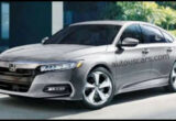 model honda accord 2022 redesign