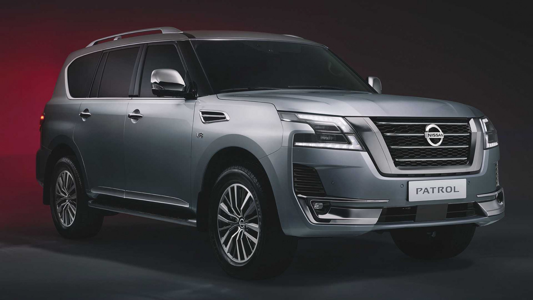 Redesign and Review Nissan Patrol 2022