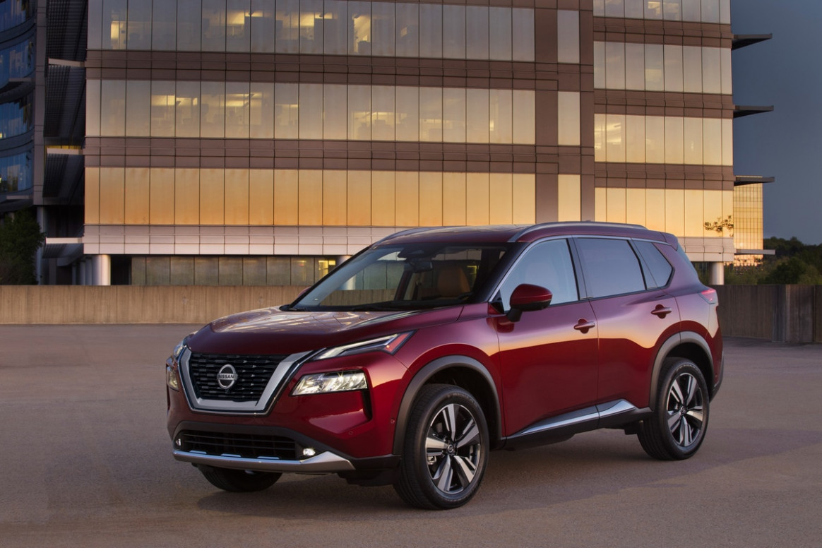 Research New Nissan X Trail Facelift 2022