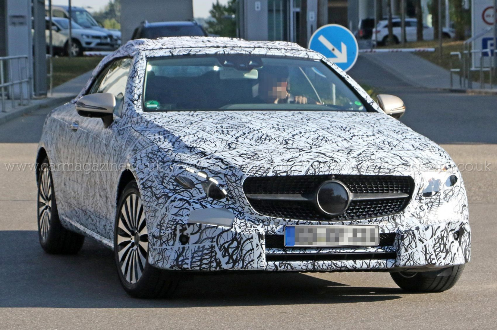 Price and Review Spy Shots Mercedes E Class