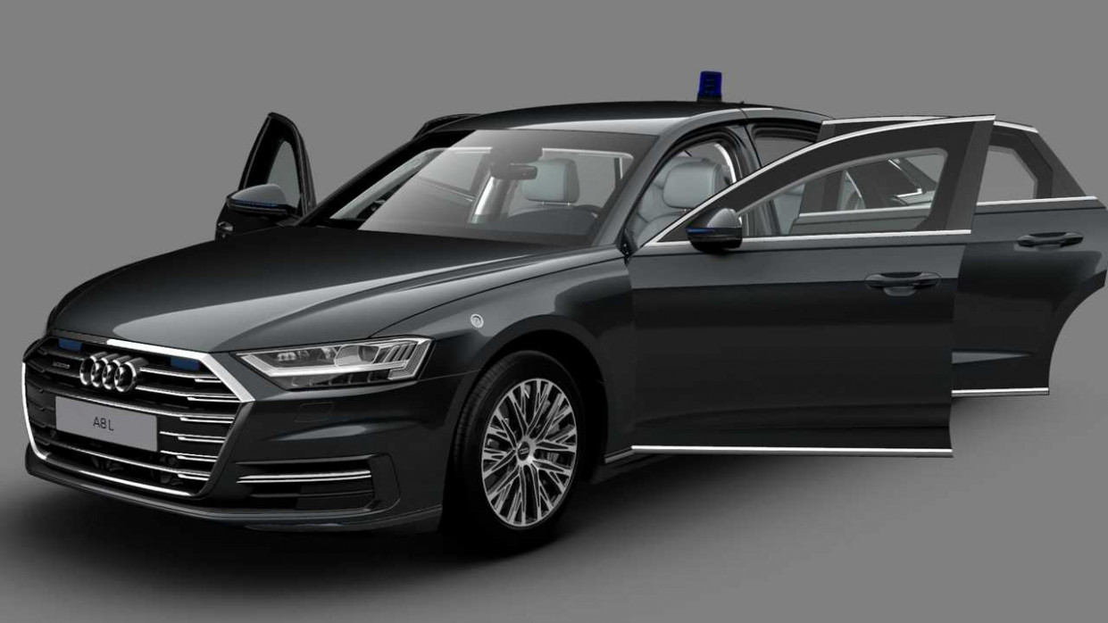 Redesign and Concept 2022 Audi A8 L In Usa