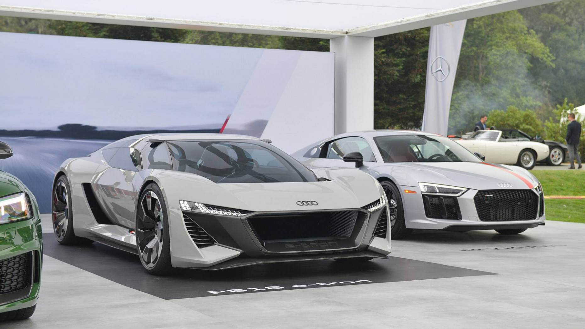 Specs and Review 2022 Audi R8 E Tron