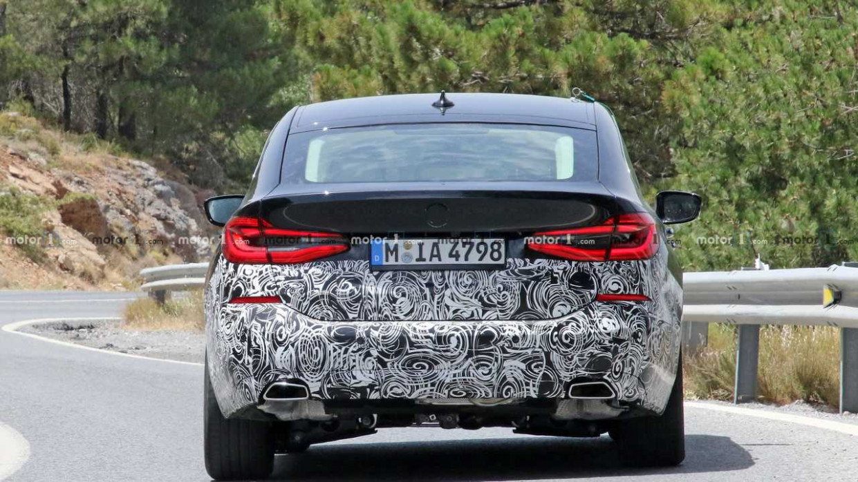 Redesign and Concept 2022 BMW 6 Series