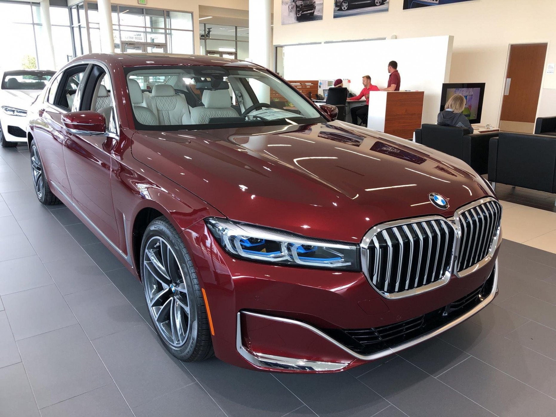 Price, Design and Review 2022 BMW 7 Series Perfection New