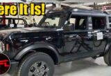 new concept 2022 ford bronco