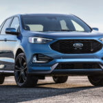 New Concept 2022 Ford Edge Sport