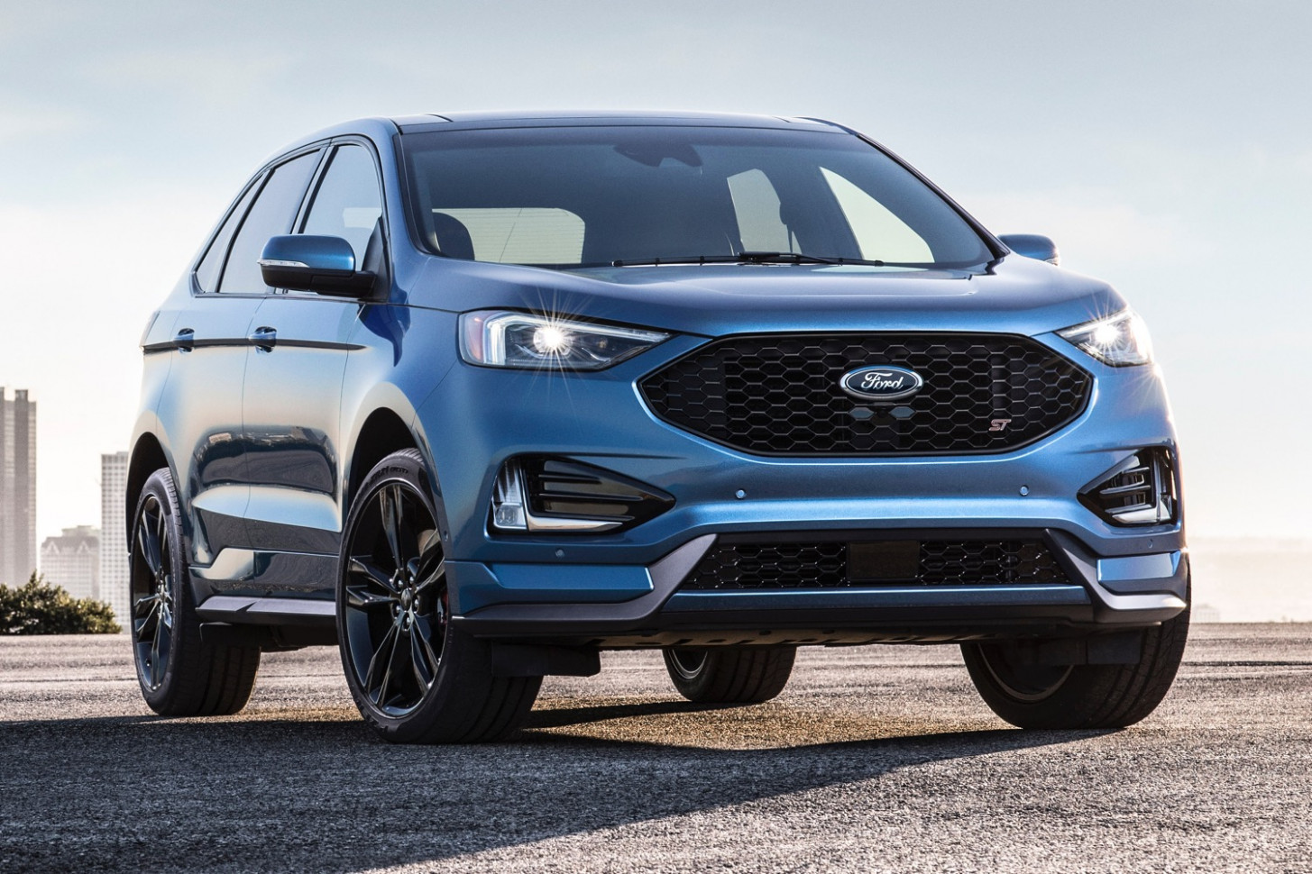 Specs 2022 Ford Edge