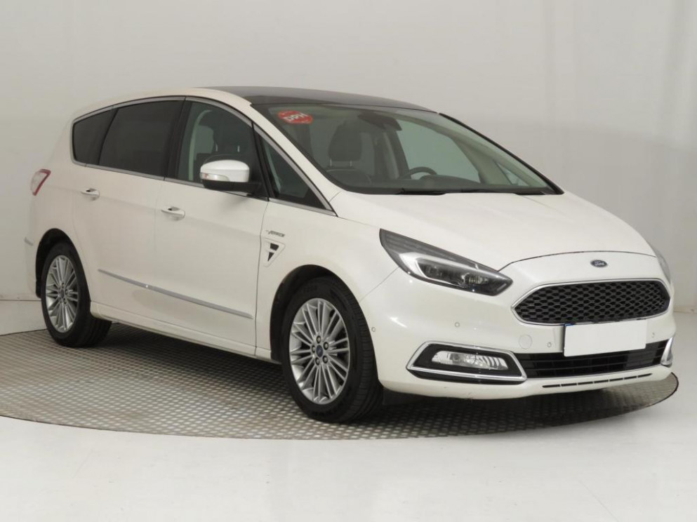 New Concept 2022 Ford S-Max