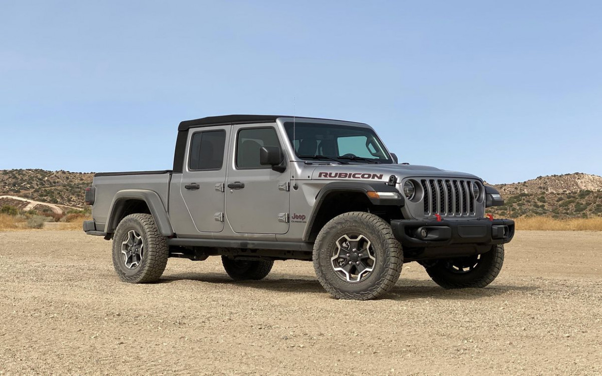 Concept and Review 2022 Jeep Gladiator