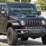 New Concept 2022 Jeep Wrangler Jl Release Date