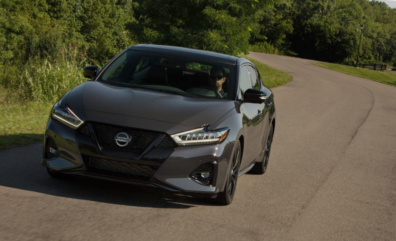 Speed Test 2022 Nissan Maxima Release Date