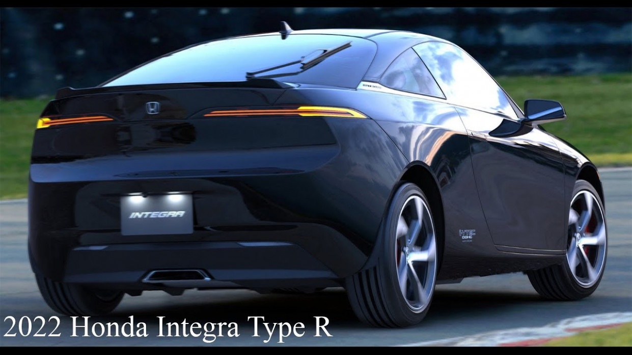Rumors Acura Integra Type R 2022