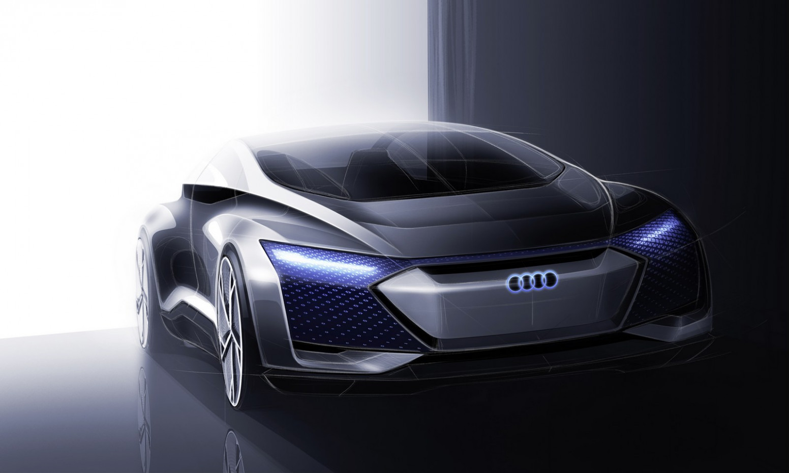 First Drive Audi Gt Coupe 2022