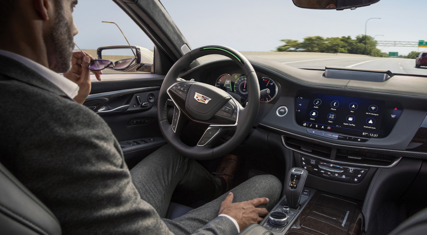 Picture Cadillac Super Cruise 2022