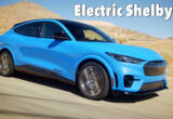 Release Ford Mustang Hybrid 2022