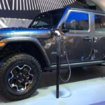New Concept Jeep Electric 2022