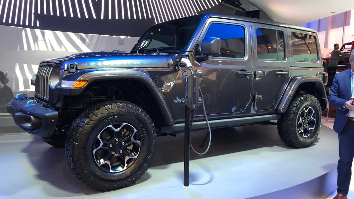 Redesign and Review Jeep Electric 2022