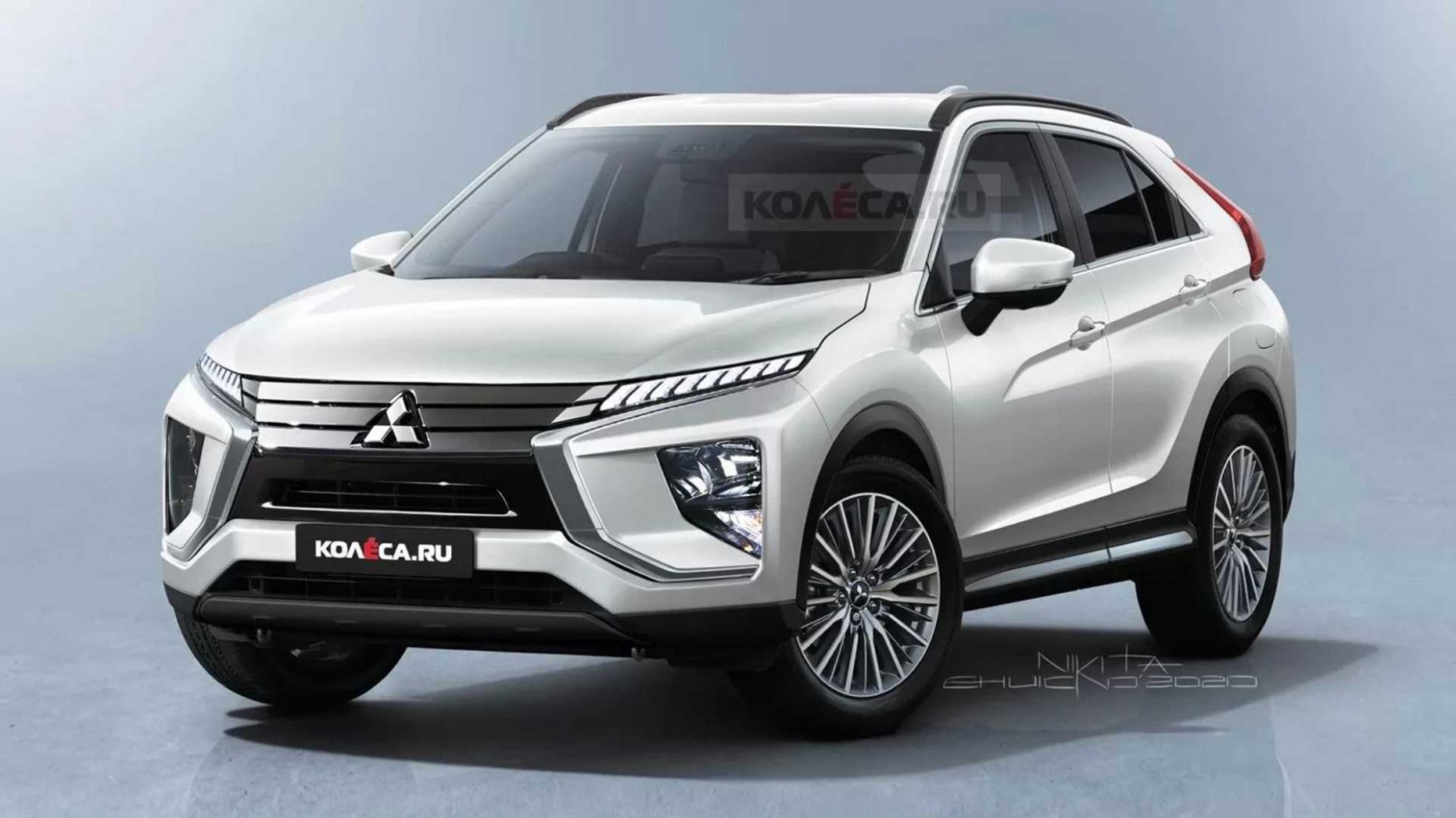 Redesign and Review Mitsubishi New Models 2022