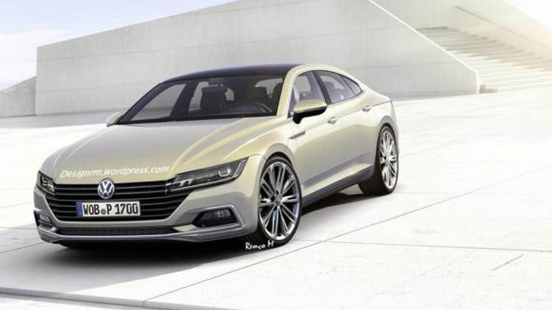 New Concept Next Generation Vw Cc