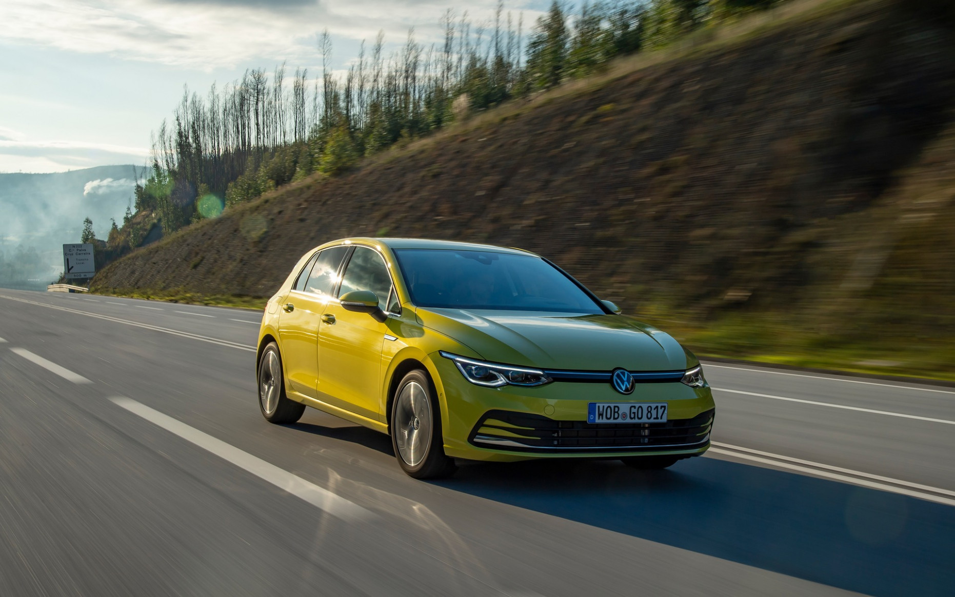 Redesign and Concept Volkswagen E-Golf 2022