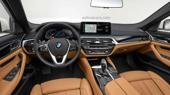 Pictures 2022 BMW 550I