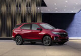 new model and performance 2022 chevrolet equinox