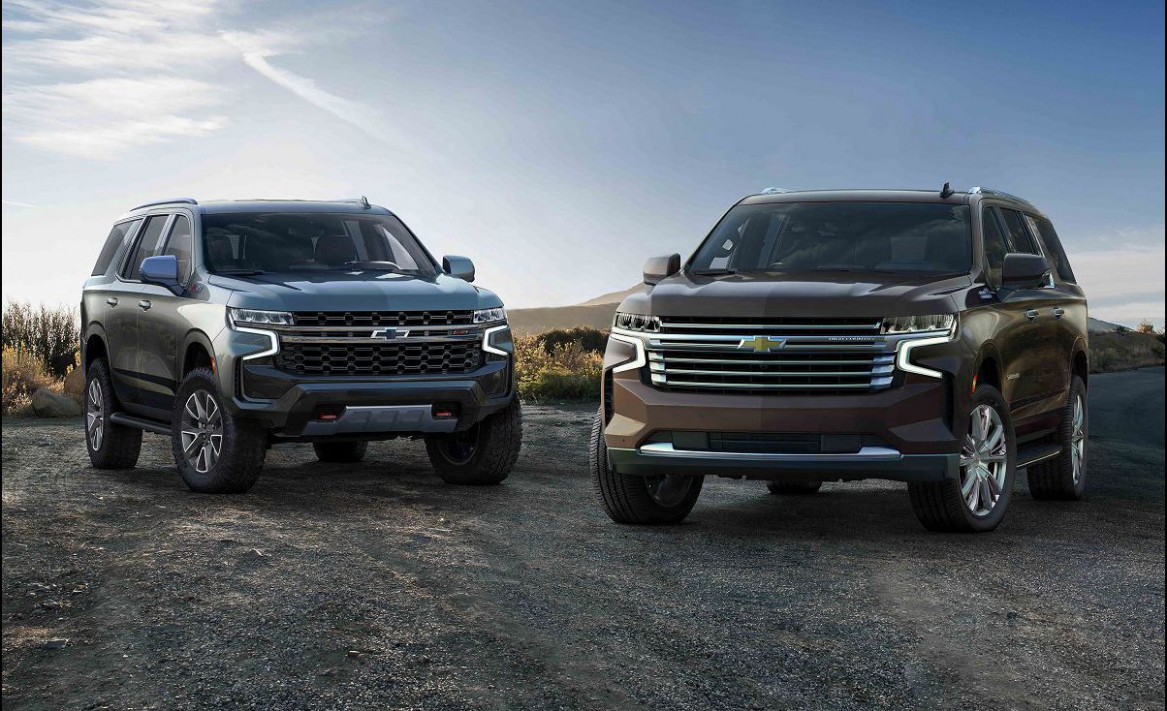 New Review 2022 Chevrolet Suburban Redesign