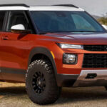 Specs and Review 2022 Chevy Blazer K 5