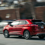 New Model And Performance 2022 Ford Edge Sport