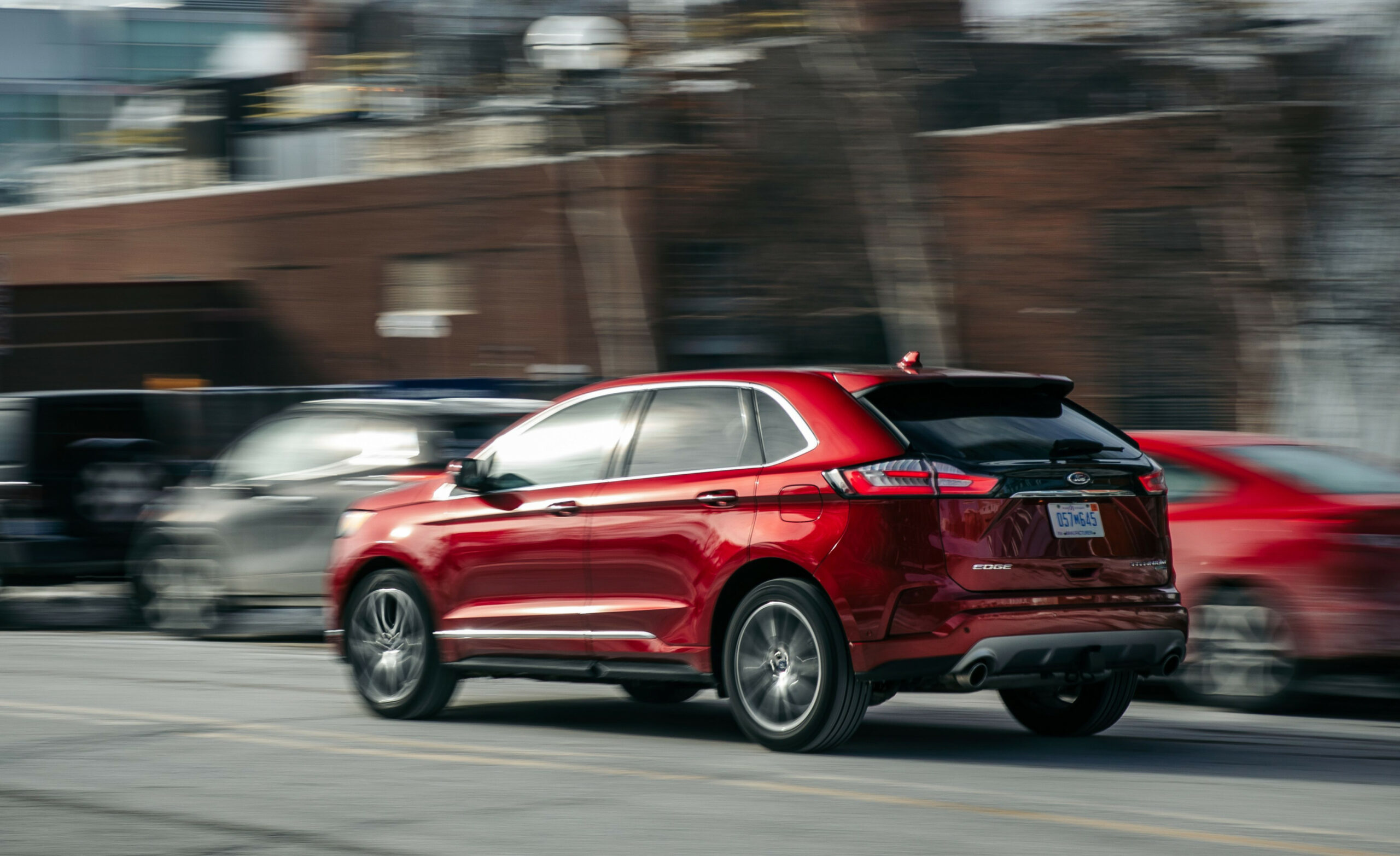 Research New 2022 Ford Edge Sport