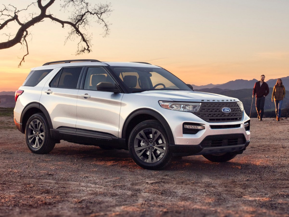 Pictures 2022 Ford Explorer