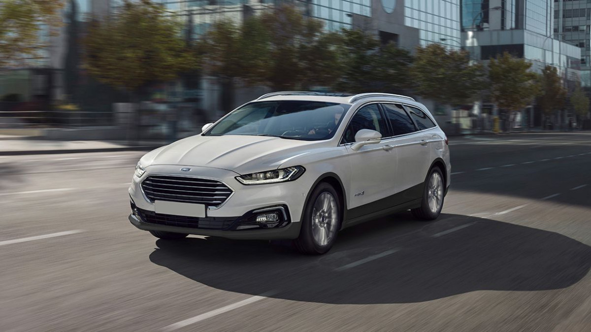 First Drive 2022 Ford Mondeo