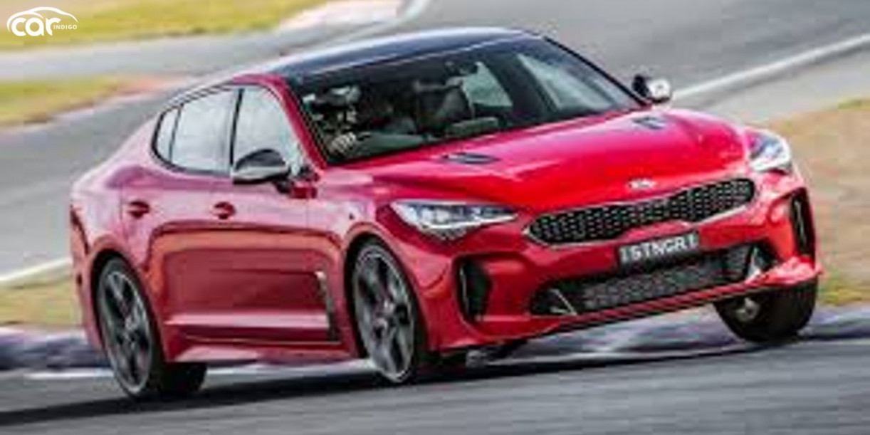 Redesign and Concept 2022 Kia Stinger Release Date