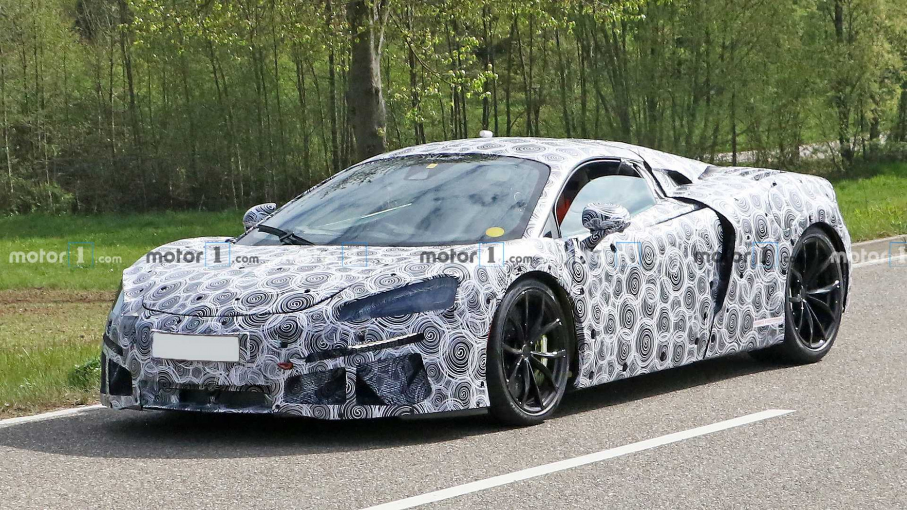 Price, Design and Review 2022 McLaren 570S Coupe