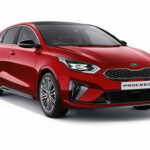 Redesign and Concept Kia Proceed 2022