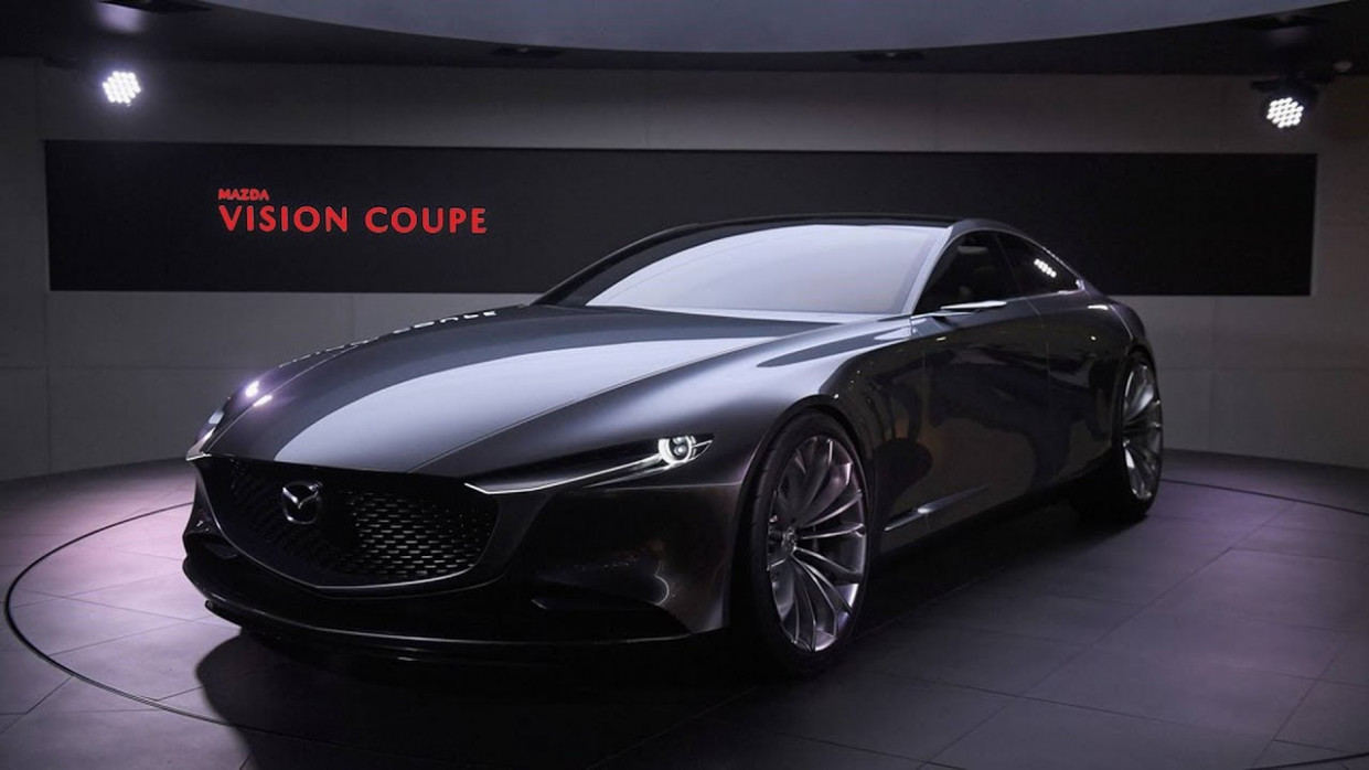 Picture Mazda Vision Coupe 2022