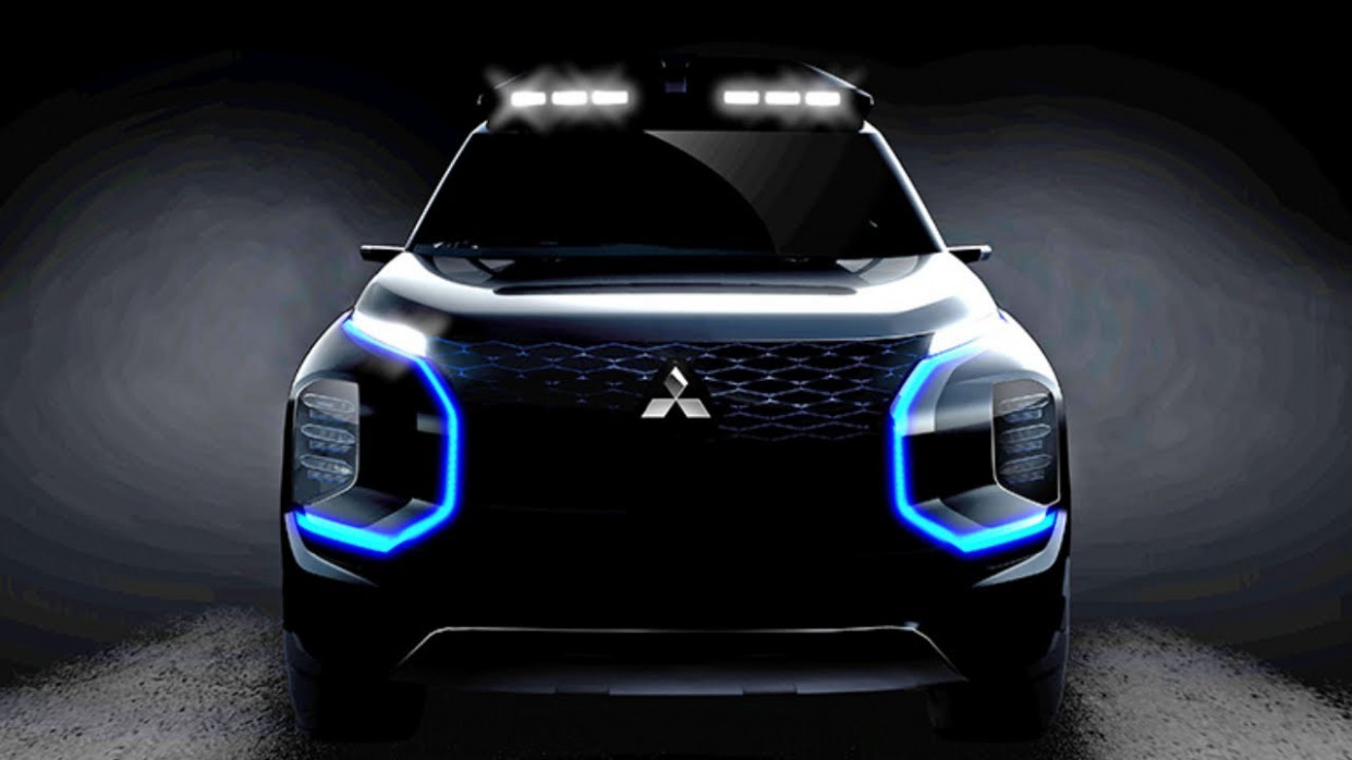 Pictures Mitsubishi New Models 2022