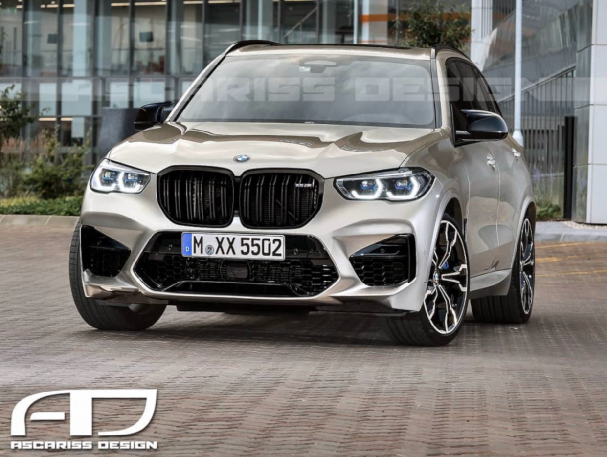 Concept and Review Next Gen BMW X5 Suv