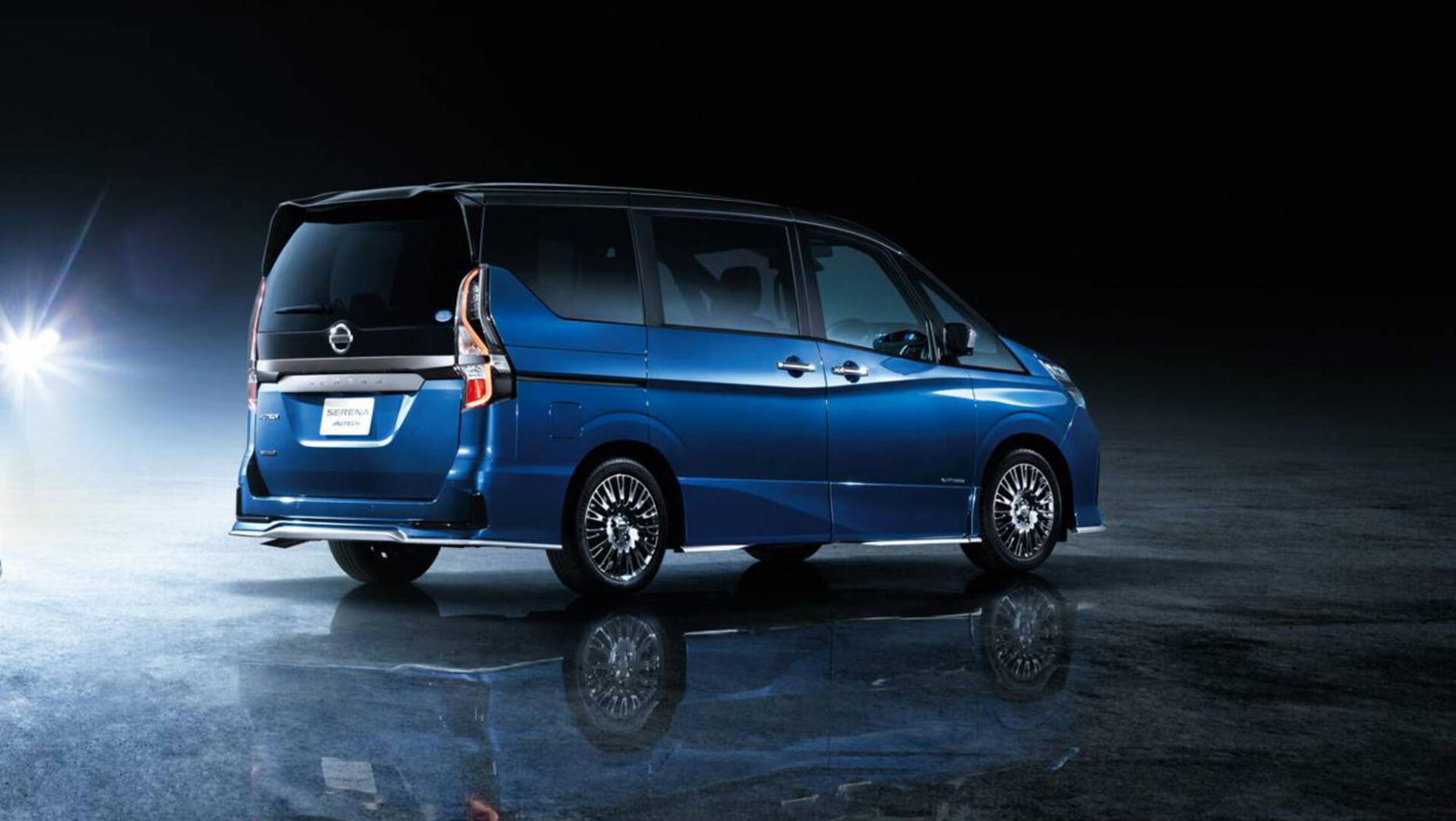 Exterior and Interior Nissan Serena 2022