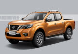 new model and performance nissan ute 2022