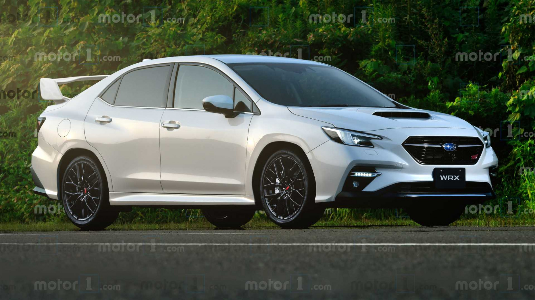 Pictures Subaru New Legacy 2022