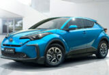 new model and performance toyota ev 2022
