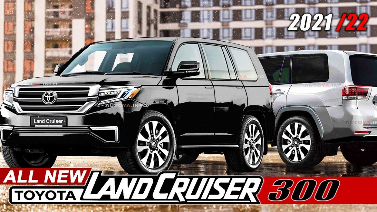 Price, Design and Review Toyota Land Cruiser 2022 Model