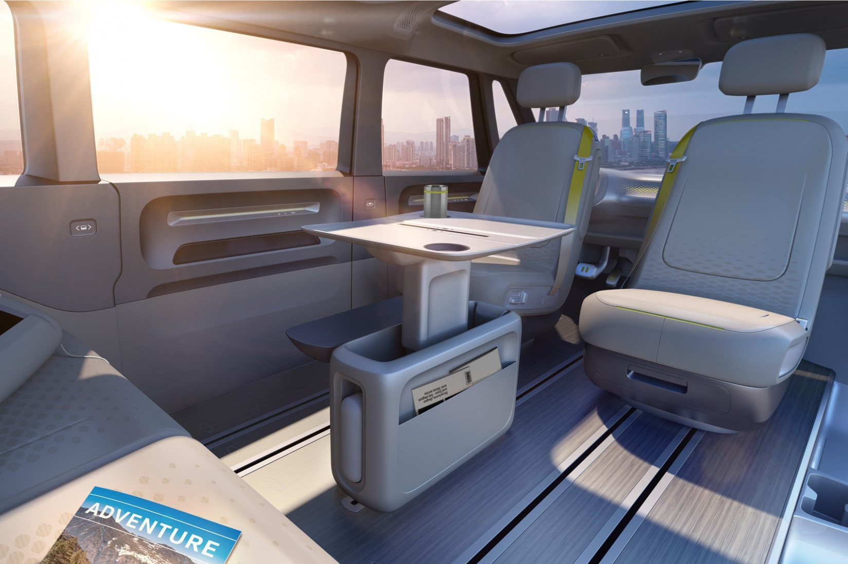 Exterior and Interior Volkswagen California 2022